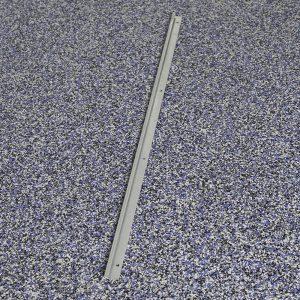 Bottom Galvanized Steel Edge