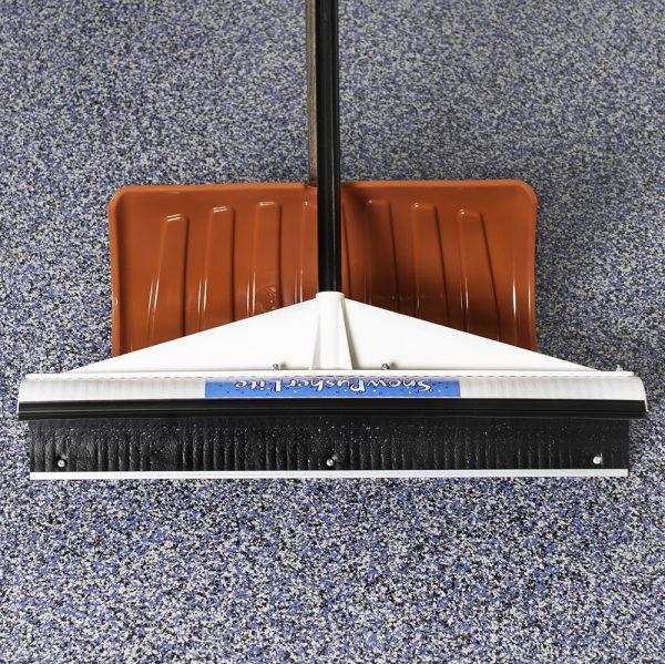 SnowPusherLite 28″ Snow Shovel