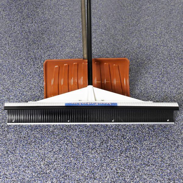 SnowPusherLite 38″ Snow Shovel