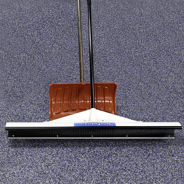 SnowPusherLite 48″ Snow Shovel